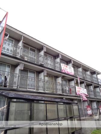 大阪府交野市、津田駅徒歩4分の築21年 3階建の賃貸マンション