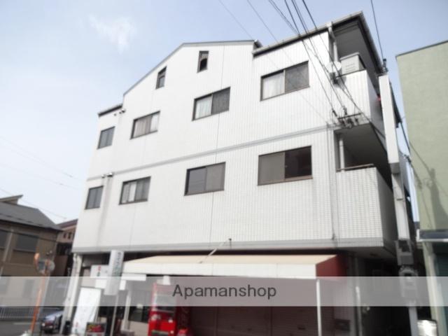 大阪府枚方市、長尾駅徒歩19分の築27年 3階建の賃貸マンション