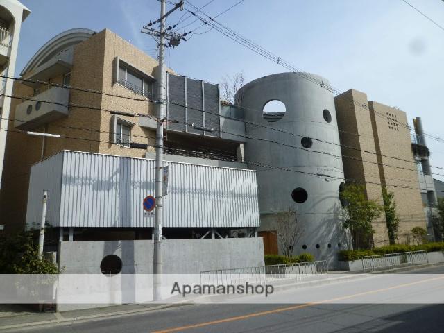 大阪府守口市、萱島駅徒歩18分の築14年 4階建の賃貸マンション