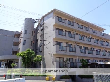 大阪府枚方市、藤阪駅徒歩19分の築24年 5階建の賃貸マンション