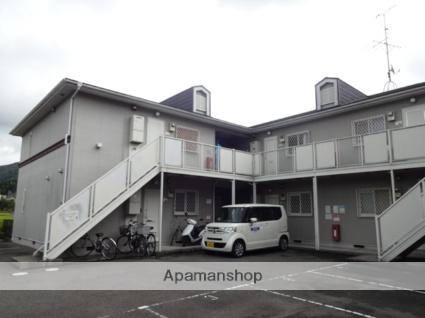 大阪府交野市、河内磐船駅徒歩2分の築21年 2階建の賃貸アパート