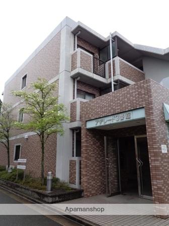 大阪府交野市、星田駅徒歩5分の築20年 3階建の賃貸マンション