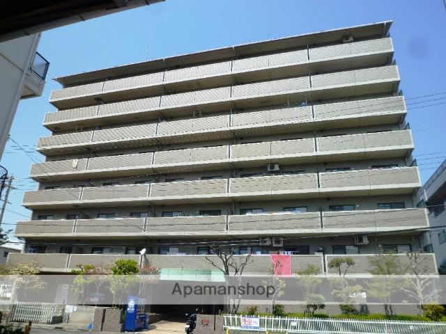 大阪府守口市、西三荘駅徒歩20分の築20年 8階建の賃貸マンション