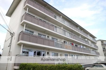 大阪府枚方市、枚方市駅徒歩19分の築40年 4階建の賃貸マンション