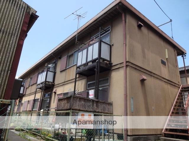 大阪府枚方市、樟葉駅京阪バスバス7分船橋下車後徒歩2分の築38年 2階建の賃貸マンション