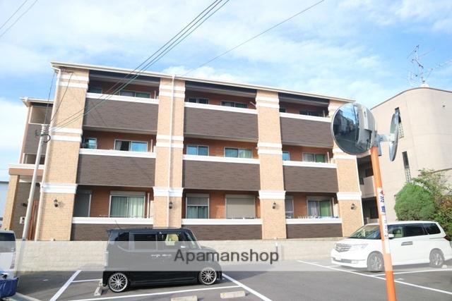 大阪府枚方市、星ヶ丘駅徒歩20分の新築 3階建の賃貸アパート