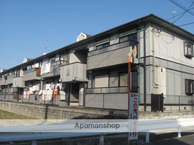 大阪府高槻市、摂津富田駅徒歩21分の築19年 2階建の賃貸アパート