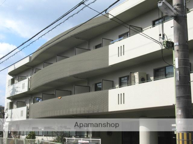 大阪府三島郡島本町、山崎駅徒歩18分の築24年 3階建の賃貸マンション