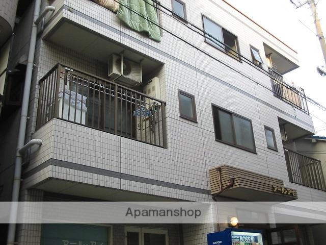 大阪府寝屋川市、香里園駅徒歩16分の築23年 3階建の賃貸マンション