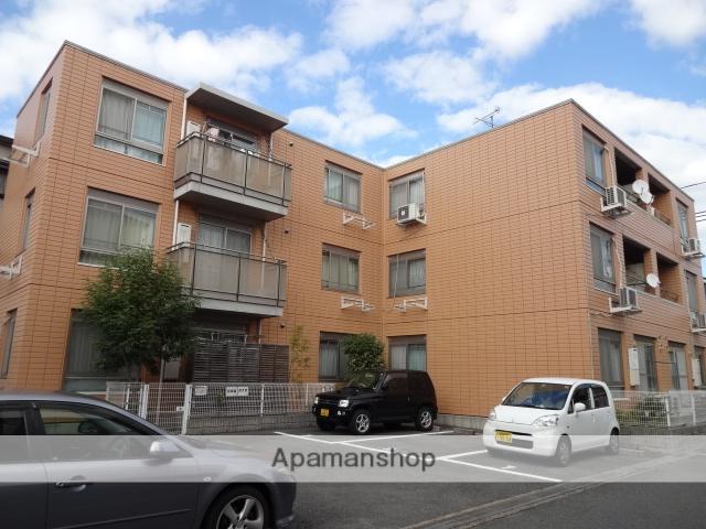 大阪府交野市、星田駅徒歩2分の築17年 3階建の賃貸マンション