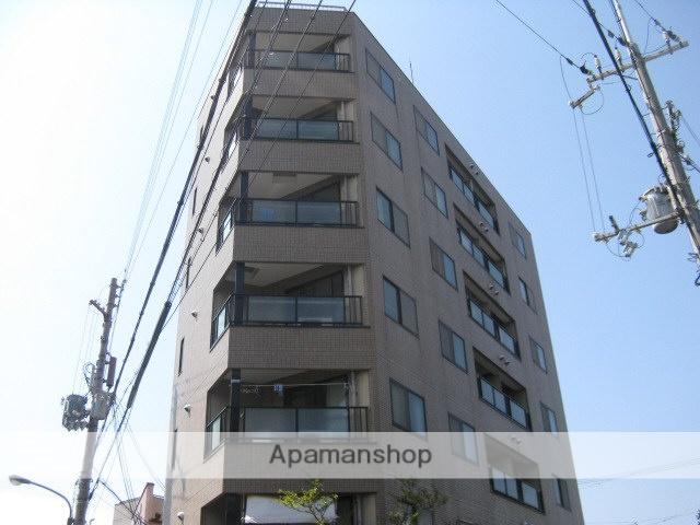 大阪府守口市、滝井駅徒歩1分の築24年 7階建の賃貸マンション