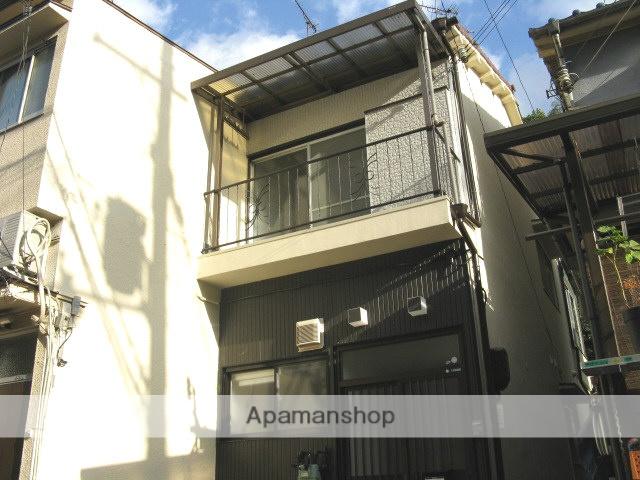 大阪府枚方市、牧野駅徒歩19分の築45年 2階建の賃貸テラスハウス
