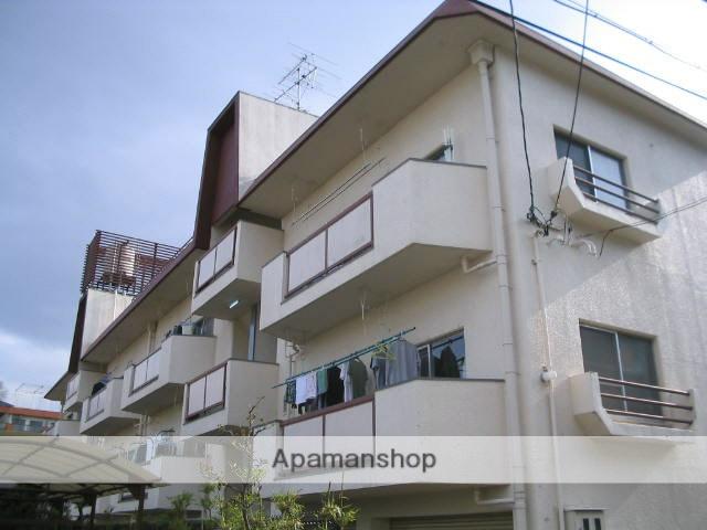 大阪府枚方市、光善寺駅徒歩13分の築41年 3階建の賃貸マンション