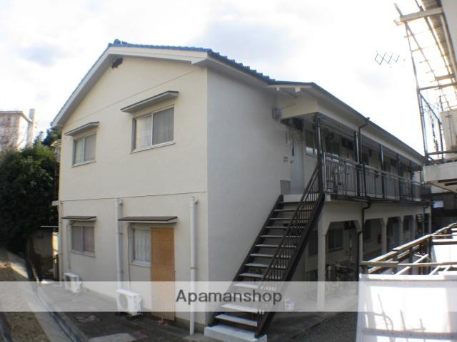 大阪府枚方市、宮之阪駅徒歩20分の築44年 2階建の賃貸アパート