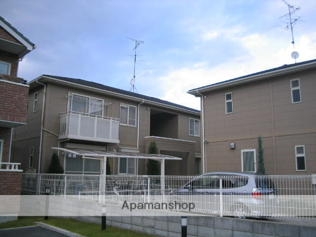 大阪府交野市、河内磐船駅徒歩5分の築16年 2階建の賃貸アパート