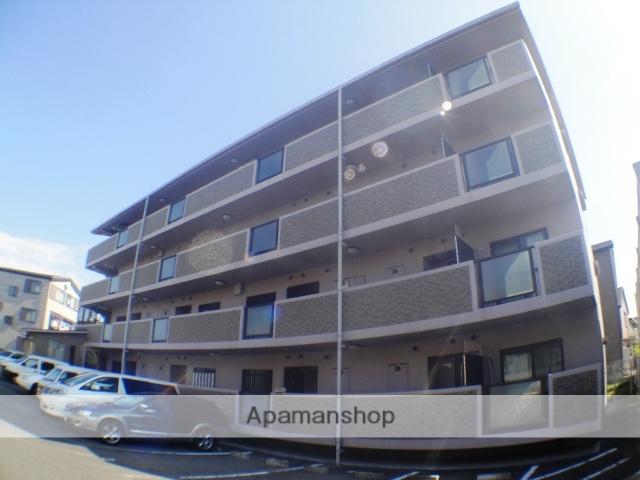 大阪府交野市、河内磐船駅徒歩17分の築16年 4階建の賃貸マンション