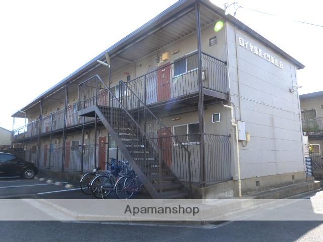 大阪府東大阪市、鴻池新田駅徒歩20分の築30年 2階建の賃貸アパート
