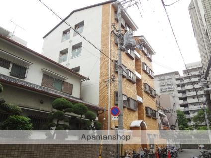 大阪府東大阪市、河内永和駅徒歩15分の築30年 5階建の賃貸マンション
