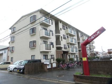 大阪府八尾市、近鉄八尾駅徒歩23分の築23年 4階建の賃貸マンション