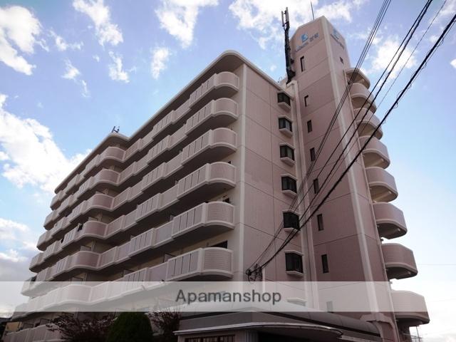 大阪府東大阪市、石切駅徒歩30分の築26年 8階建の賃貸マンション
