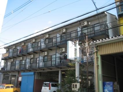大阪府八尾市、河内山本駅徒歩23分の築21年 3階建の賃貸マンション