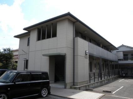 大阪府八尾市、久宝寺口駅徒歩32分の築17年 2階建の賃貸アパート