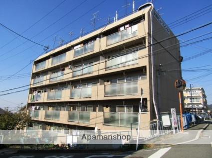 大阪府東大阪市、額田駅徒歩14分の築28年 5階建の賃貸マンション