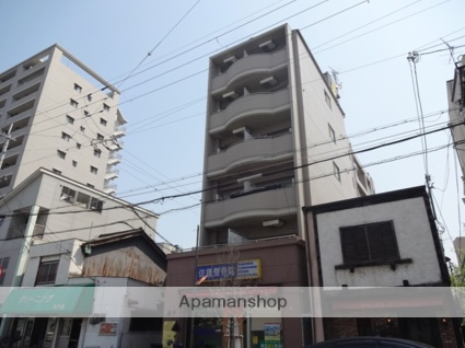 大阪府東大阪市、河内永和駅徒歩13分の築23年 6階建の賃貸マンション