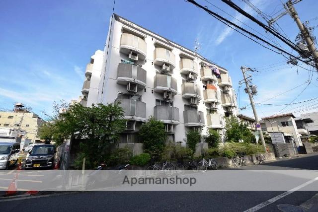 大阪府東大阪市、長田駅徒歩15分の築28年 5階建の賃貸マンション