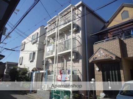 大阪府東大阪市、JR長瀬駅徒歩20分の築25年 3階建の賃貸マンション