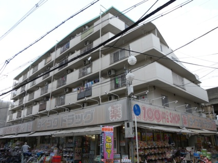 八尾本町大発マンション