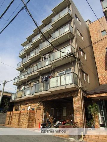 大阪府東大阪市、JR河内永和駅徒歩14分の築28年 5階建の賃貸マンション