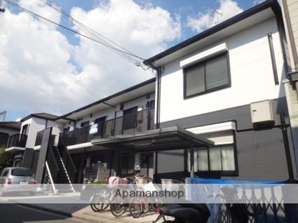 大阪府東大阪市、JR河内永和駅徒歩4分の築15年 2階建の賃貸アパート