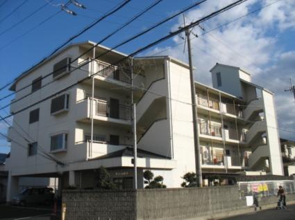 大阪府八尾市、久宝寺口駅徒歩28分の築28年 4階建の賃貸マンション