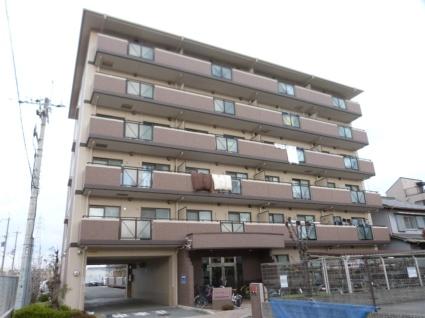 大阪府八尾市、久宝寺口駅徒歩28分の築20年 6階建の賃貸マンション
