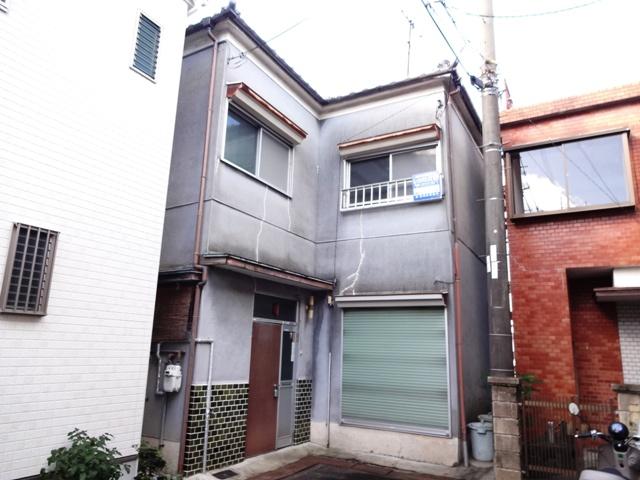 大阪府東大阪市、枚岡駅徒歩13分の築42年 2階建の賃貸アパート