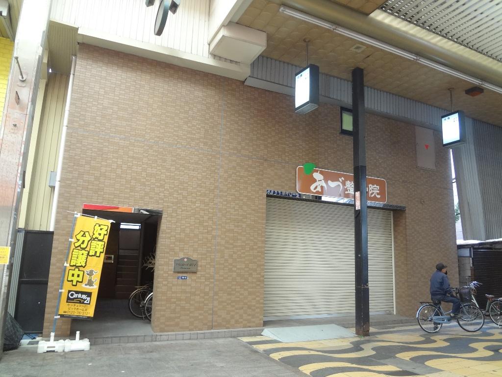 大阪府東大阪市、布施駅徒歩3分の築13年 4階建の賃貸マンション