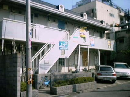 大阪府東大阪市、JR俊徳道駅徒歩3分の築26年 2階建の賃貸アパート
