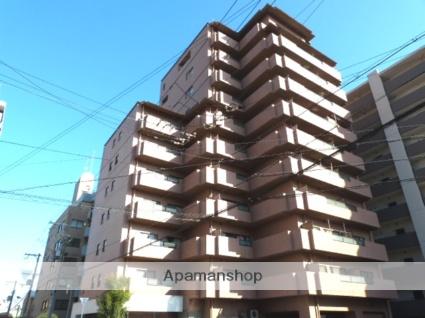 大阪府東大阪市、荒本駅徒歩3分の築21年 11階建の賃貸マンション