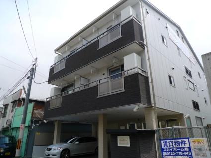 大阪府東大阪市、JR河内永和駅徒歩8分の築5年 3階建の賃貸マンション
