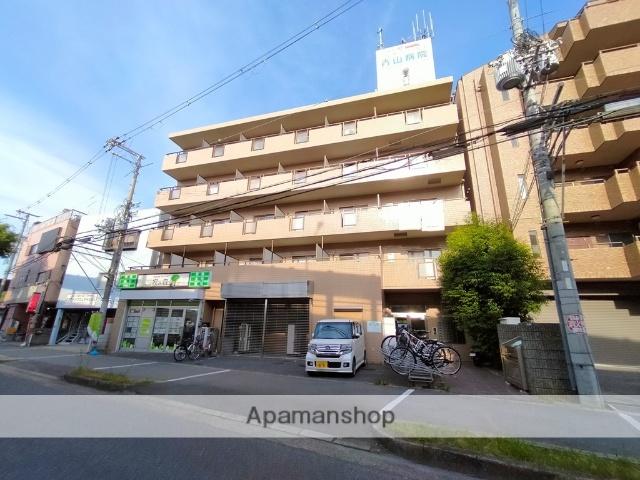 大阪府藤井寺市、藤井寺駅徒歩21分の築20年 5階建の賃貸マンション