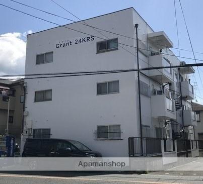 大阪府藤井寺市、藤井寺駅徒歩25分の築40年 3階建の賃貸マンション