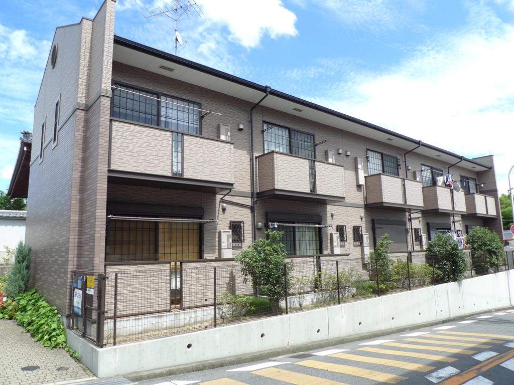 大阪府堺市中区、鳳駅南海バス19分小阪西口下車後徒歩4分の築13年 2階建の賃貸アパート