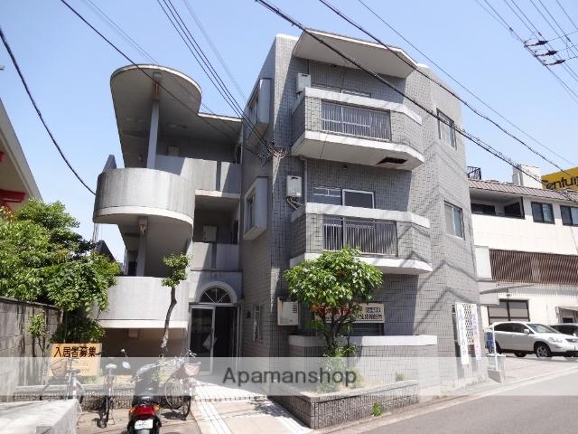 大阪府堺市中区、深井駅徒歩3分の築29年 3階建の賃貸マンション