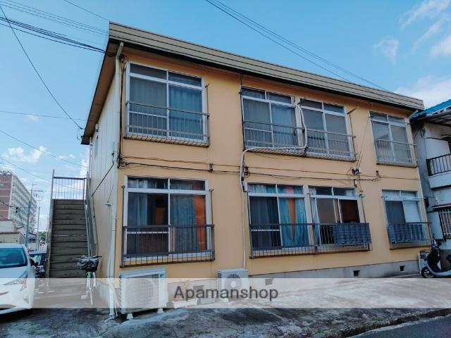 大阪府八尾市、河内花園駅徒歩24分の築39年 2階建の賃貸アパート