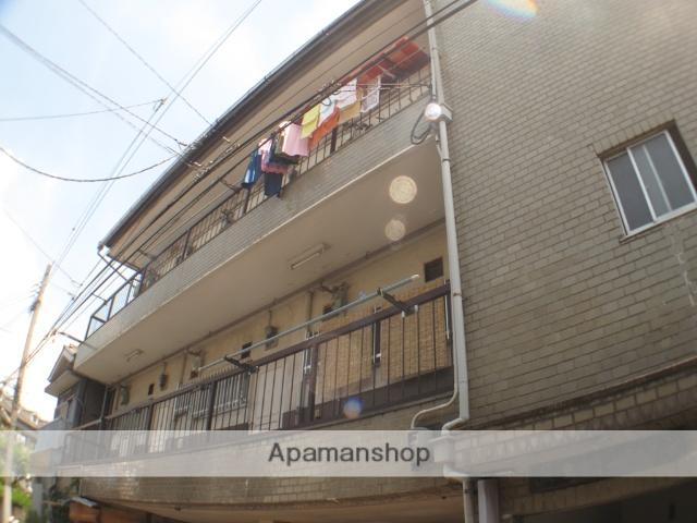 大阪府東大阪市、JR長瀬駅徒歩14分の築45年 3階建の賃貸マンション