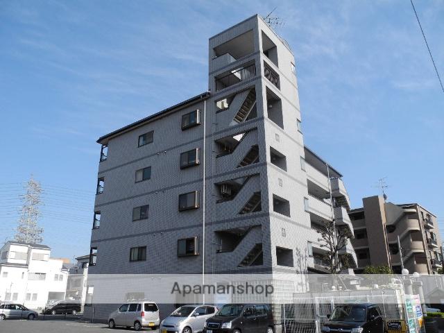 大阪府松原市、河内天美駅徒歩24分の築20年 5階建の賃貸マンション