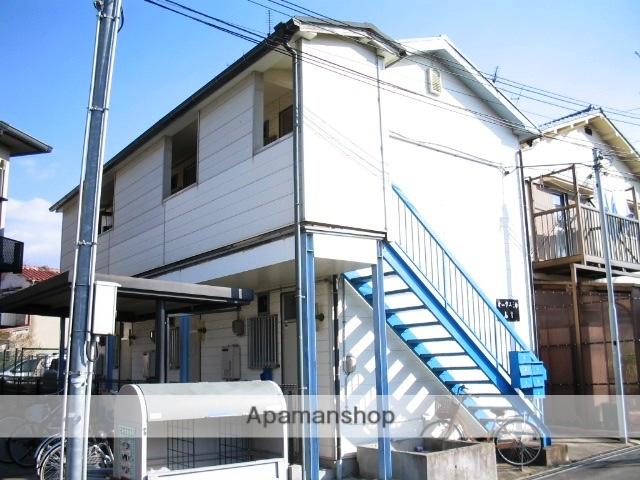 大阪府羽曳野市、恵我ノ荘駅徒歩23分の築31年 2階建の賃貸アパート