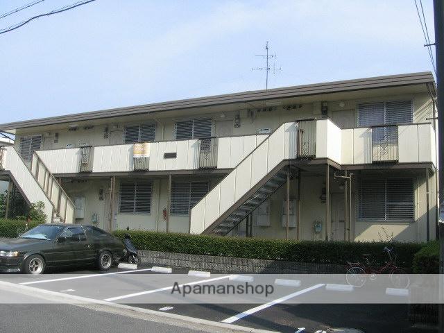 大阪府堺市中区、深井駅徒歩25分の築31年 2階建の賃貸アパート