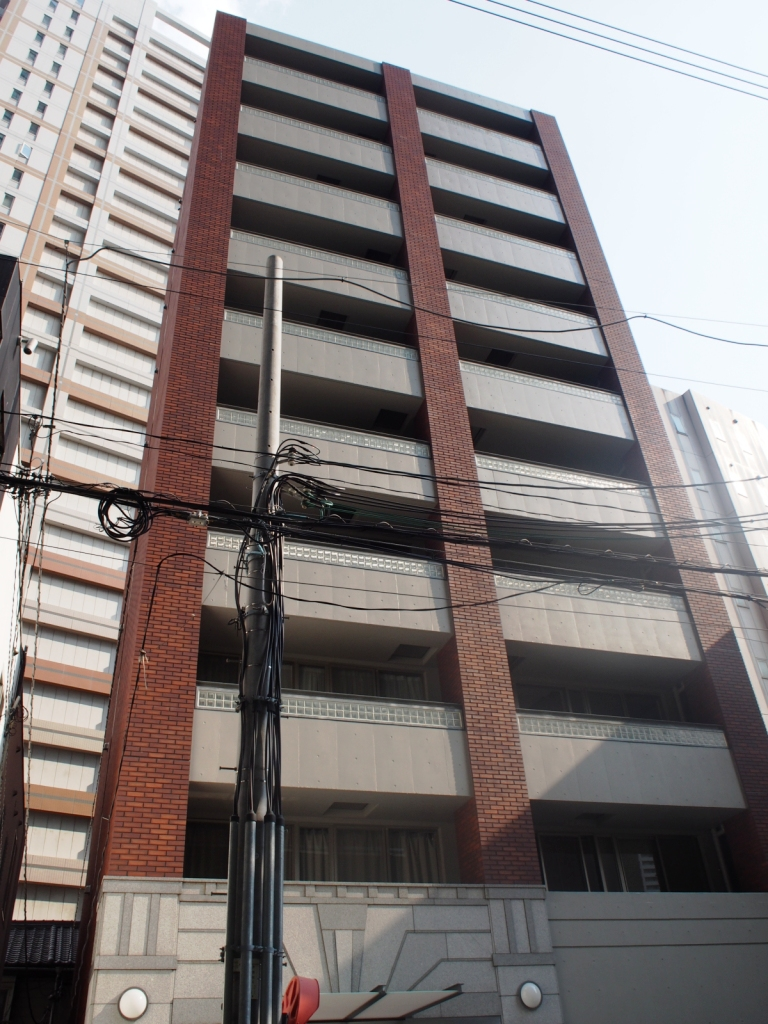 大阪府大阪市北区、大江橋駅徒歩11分の築15年 10階建の賃貸マンション